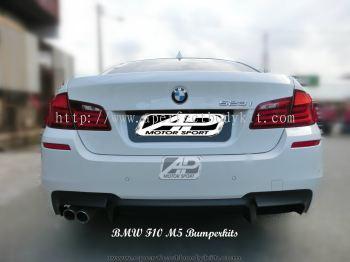 BMW F10 M5 Bumperkits