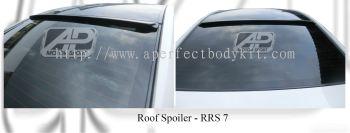 Hyundai Avante 2008 Roof Spoiler