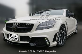 Mercedes CLS 2012 WLD Style Bumperkits