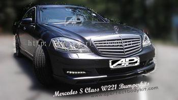 Mercedes S Class W221 Bumperkits