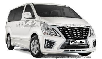Hyundai Starex 2017 Bumperkits