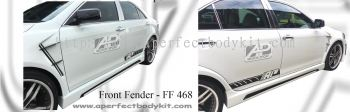 Toyota Camry 2011 Front Fender
