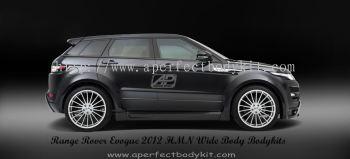 Range Rover Evogue HMN Wide Body Bodykits