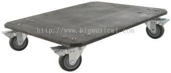 Roller Board for 8U, 10U & 12U Flightcase