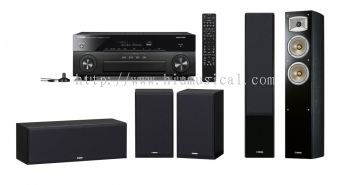 YHT880SPK330BL Home Theatre Package