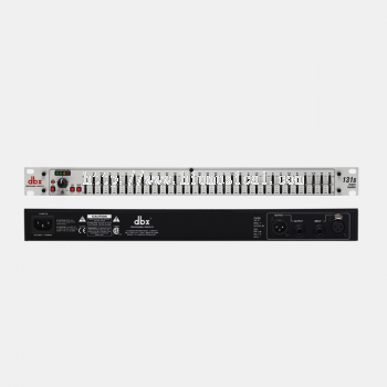 dbx 131s Single 31-Band Graphic Equalizer