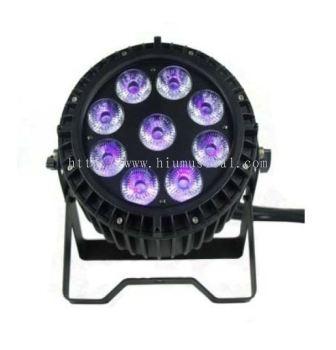 HDJ M-LW9-12 9 x 1W 6 in 1 LEDs Indoor (IP65)