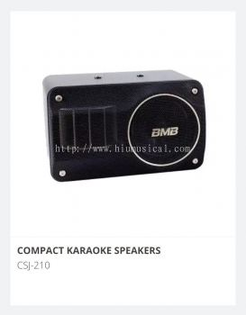 BMB CSJ 210 Karaoke Speaker