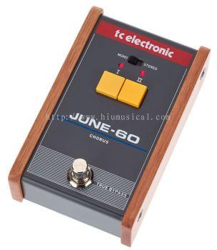 TC Electronic JUNE-60 Vintage Analog Chorus Pedal