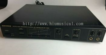BMB DEP 1500k Digital Processor Key Karaoke Mixing Control Amplifier