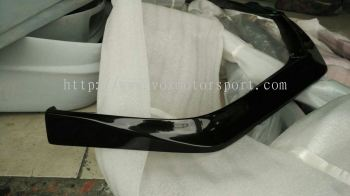 2015 honda city bumper lip takero
