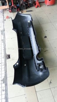 Suzuki swift bumper rear Sport
