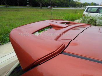 mazda 2 hatchback bodykit RSR