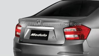 honda city 2012 spoiler modulo bodykit modulo