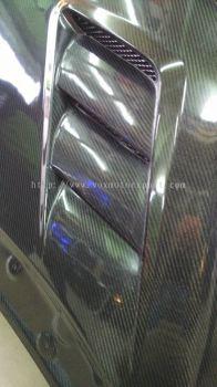 2014 2015 2016 2017 2018 2019 2020 honda jazz fit gk front bonet hood js racing for jazz fit gk replace upgrade performance look real carbon fiber material new set
