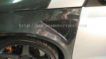 volkswagen scirocco carbon fender r