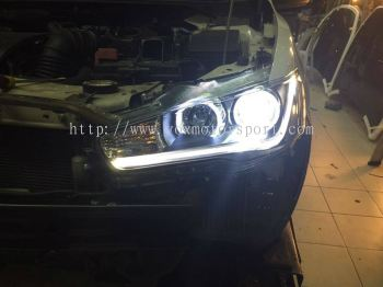 proton inspira head lamp led projector