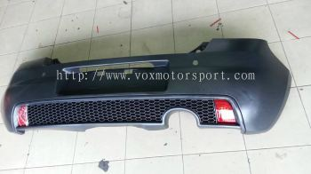 suzuki swift rear bumper sport pp material