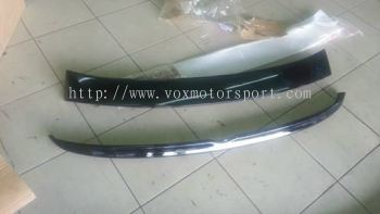 toyota mark x trunk spoiler