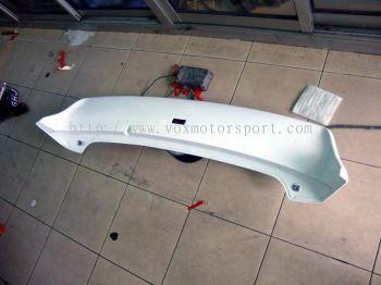 Nissan Livina Autech Spoiler Bodykit