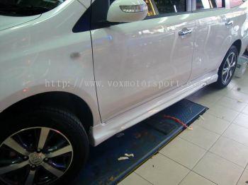 Nissan Livina Autech Bodykit