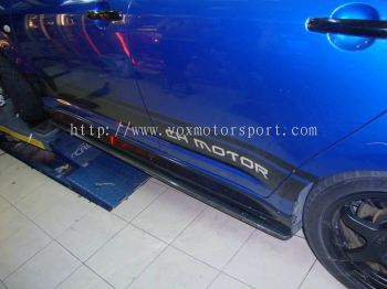 SUZUKI SWIFT bodykit carbon side under diffuser