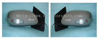 toyota vios side mirror flip