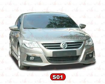 VW PASSAT CC BODYKIT TYPE B