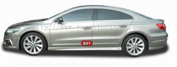 VW PASSAT CC BODYKIT SIDE SKIRTING