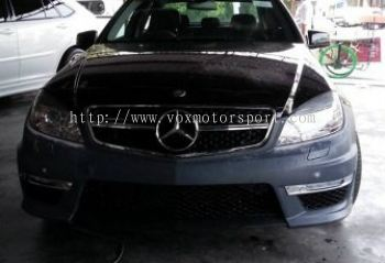 mercedes benz w204 bodykit amg bodykit new part