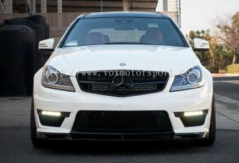 mercedes benz w204 c63 amg bodykit convertion new part