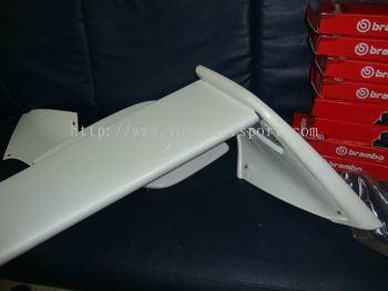 Mitsubishi lancer CS3 spoiler Evo