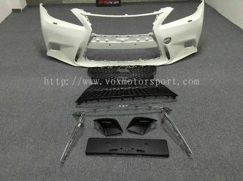 2006 lexus is250 bumper f sport pp new