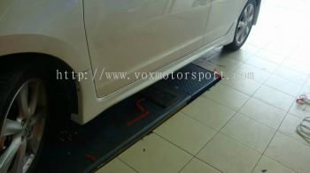 HONDA INSIGHT 2012 BODYKIT MUGEN