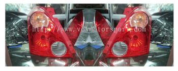 suzuki swift tail lamp sport