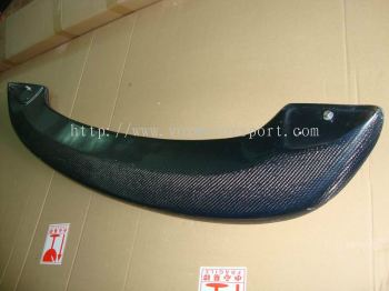 SUZUKI SWIFT SPOILER CARBON FIBER