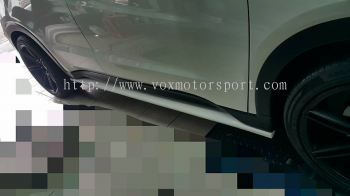 honda hrv bodykit topline side skirt new