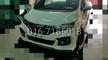 2016 Honda jazz gk mugen rs bodykit bumper pp new