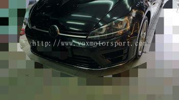 Volkswagen golf tsi mk7 bodykit r line pp new