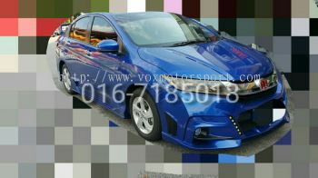 2016 Honda city bodykit bumper