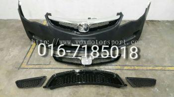 Honda civic fd2r bumper front pp new