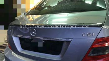 Mercedes Benz w204 spoiler amg carbon fibre new