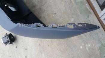 bmw e60 m5 bumper msport pp new