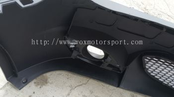 bmw e60 m sport bumper msport pp new