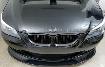 bmw e60 m sport top grille double fin new