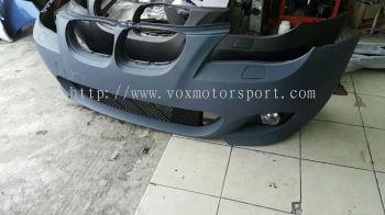 bmw e60 m sport bumper bodykit pp new