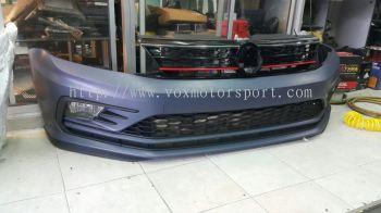 Volkswagen jetta bumper gli 2017