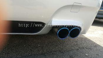 Bmw e60 bumper bodykit m5 pp new