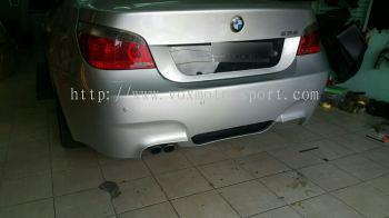 Bmw e60 bumper m5 pp new