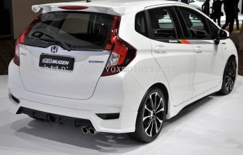 2017 2018 honda jazz gk bodykit mugen new